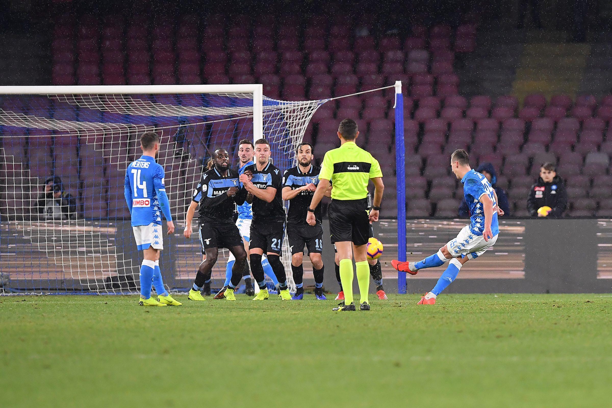 Highlights Serie A 2018 2019 20a Giornata I Video Dei Gol E Le Azioni Salienti