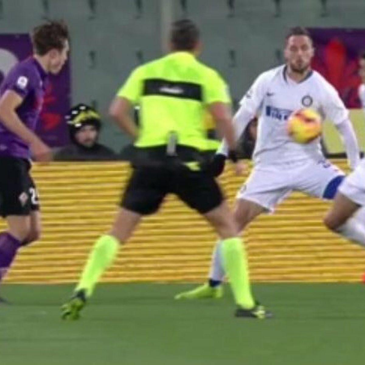 Fiorentina-Inter negli Abissi