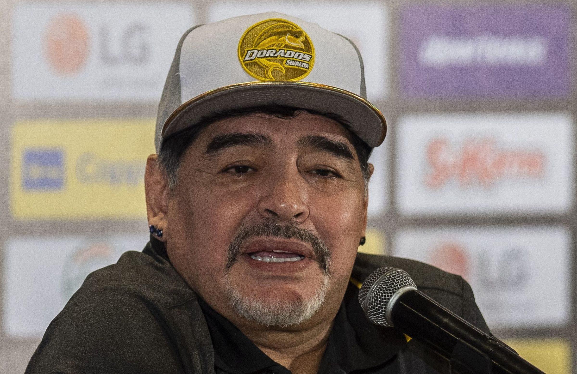 Dall'Argentina: Maradona avrebbe altri tre figli. Diego ...