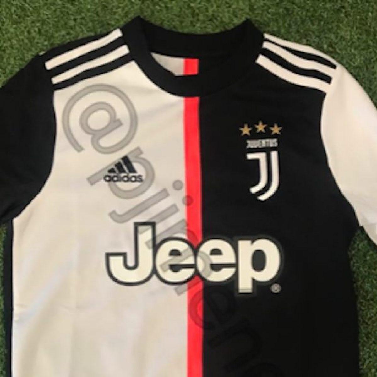 Juventus, confermata la prima maglia 2019/2020: via le storiche ...