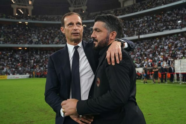 Juventus, la festa è sui social. Pjanic: