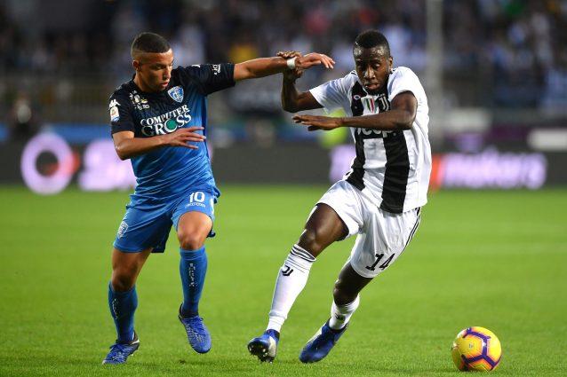 Di Lorenzo affonda il Napoli: 2-1 Empoli al Castellani