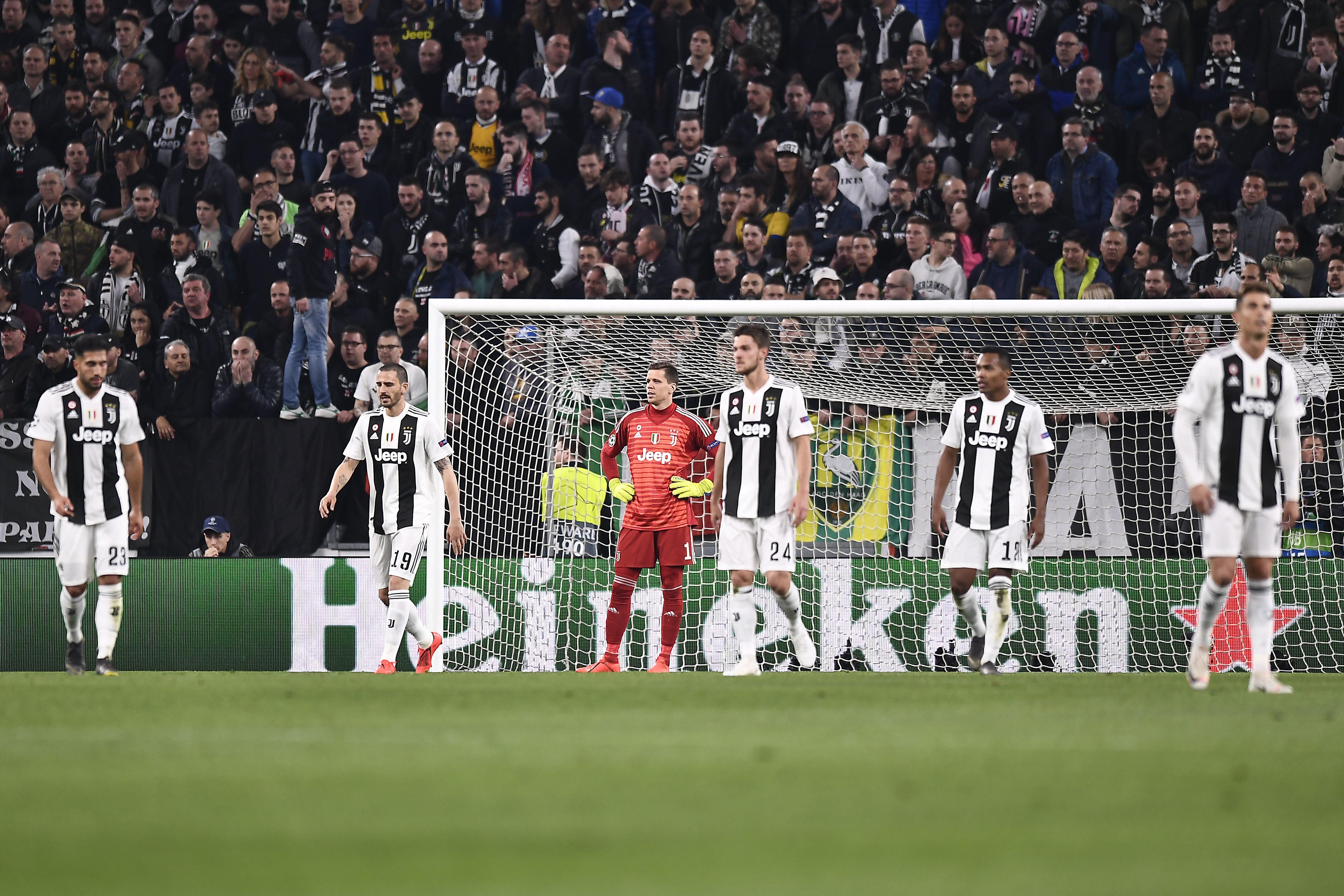 f588eb25a Champions League, le pagelle di Juventus-Ajax sul risultato di 1-2