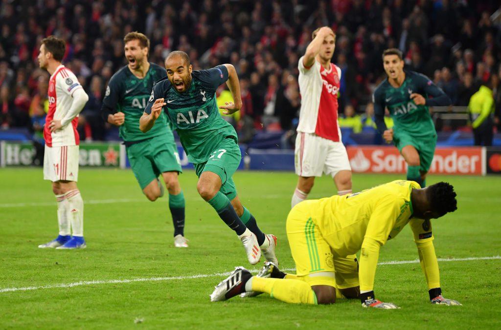 Quando si gioca la finale di Champions: Tottenham ...