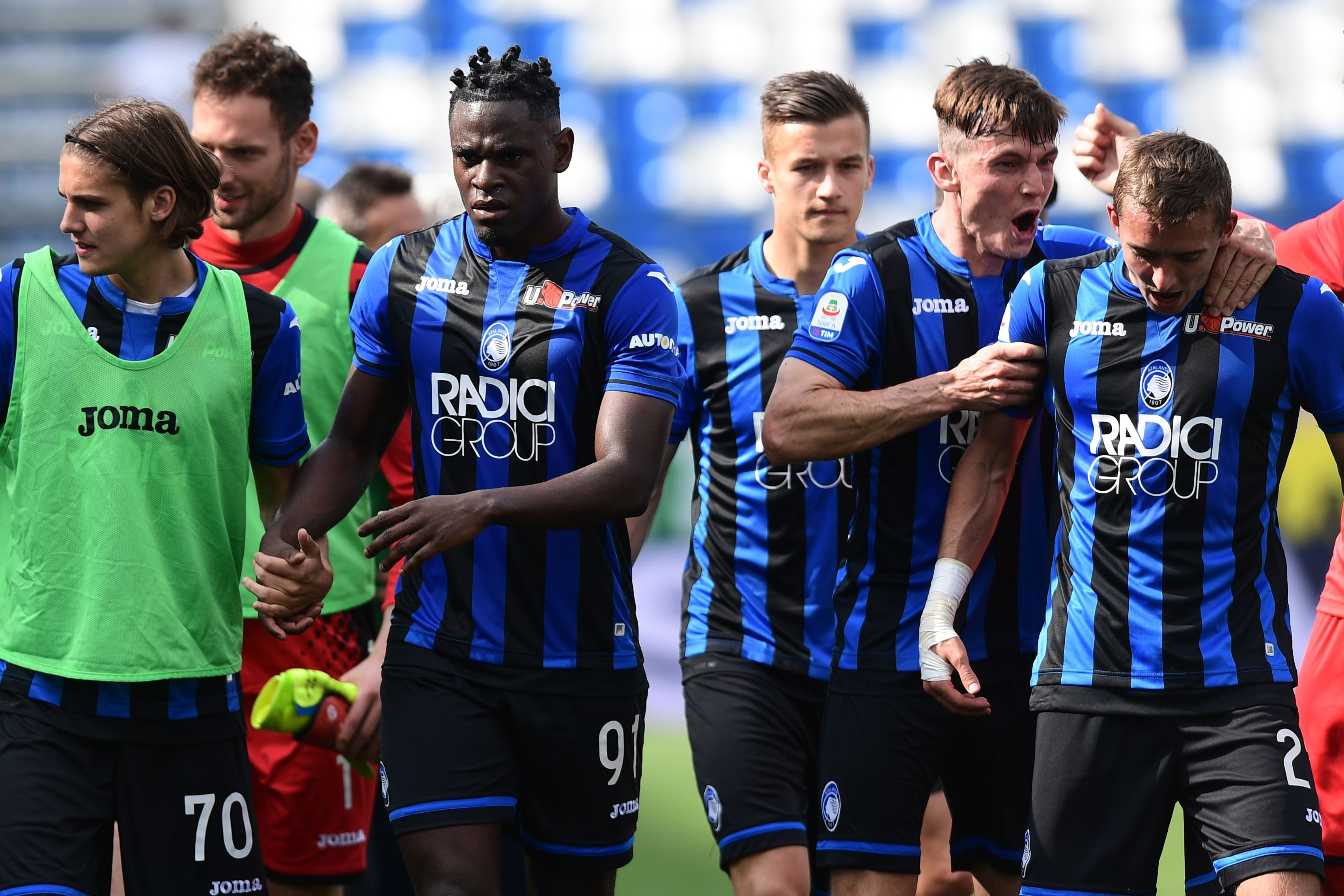 Atalanta vicina alla Champions League: perché le bastano 4 ...