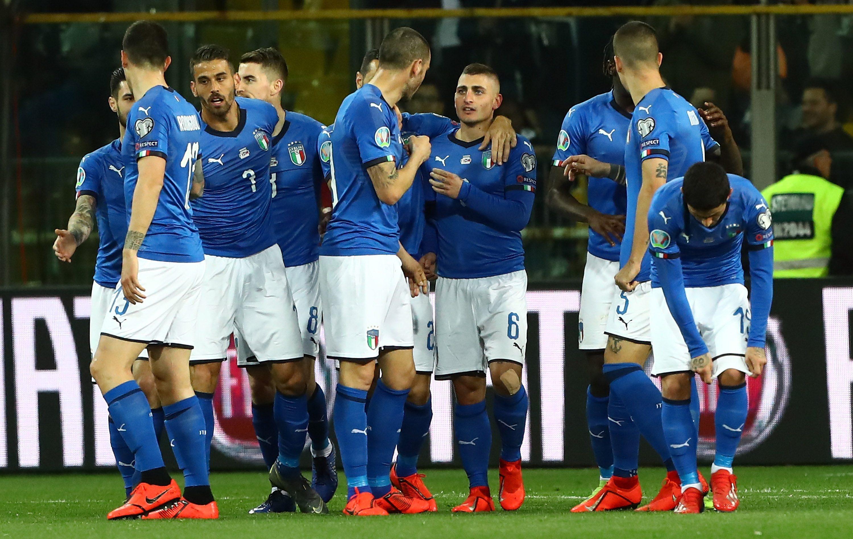Calendario Nazionale Calcio.Quando Gioca La Nazionale Calendario Dell Italia Date E