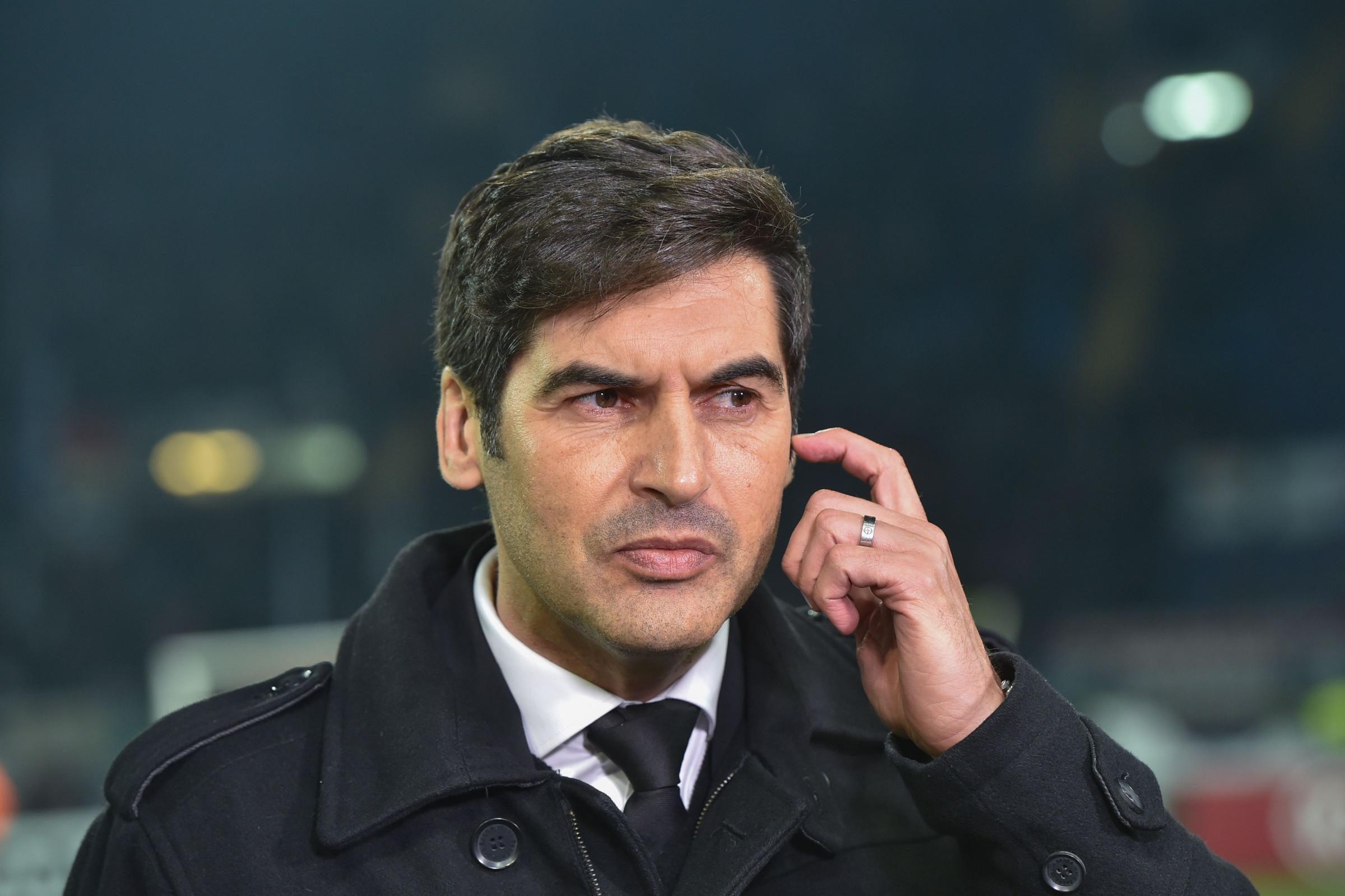 Roma, Paulo Fonseca sarà il nuovo allenatore: c'è l'accordo con lo Shakhtar
