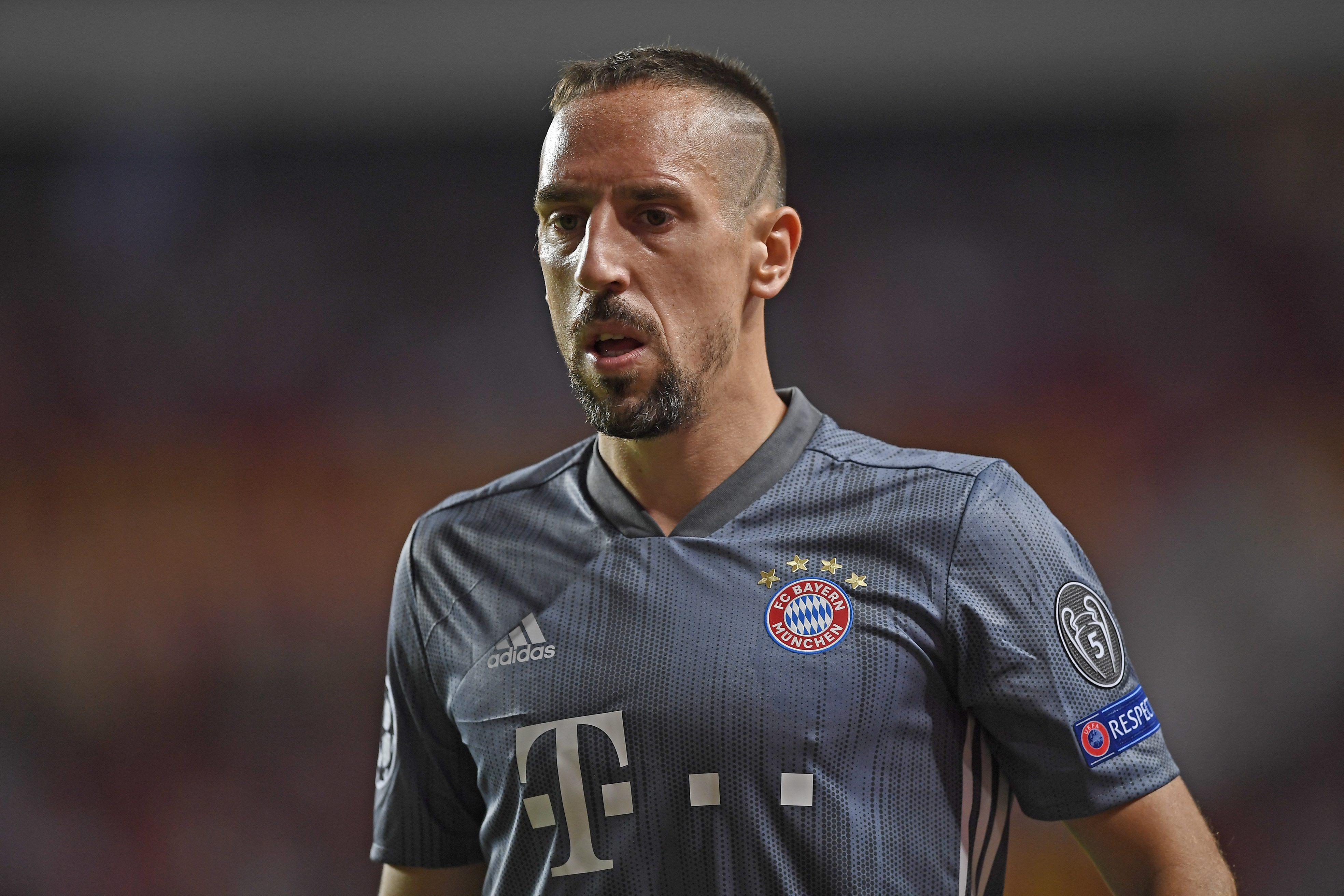 Ultimissime di mercato, Franck Ribery verso il sì alla Fiorentina