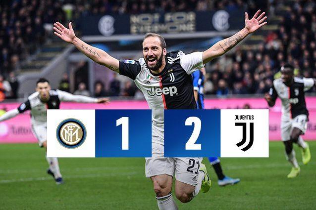 Inter Juventus 1 2, risultato finale | Calcio Fanpage