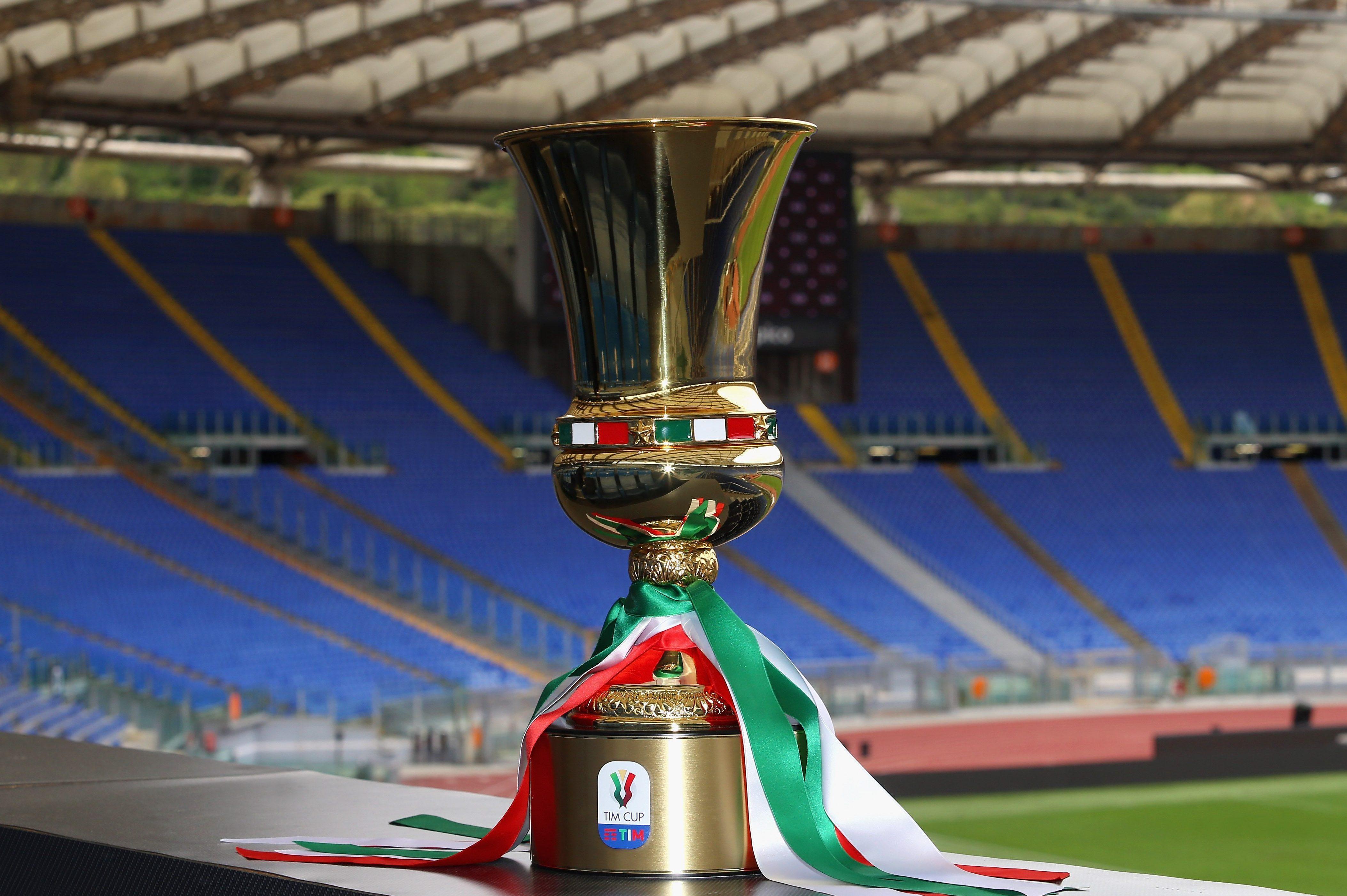 Tabellone Coppa Italia 2019/2020: Napoli-Lazio, via ai