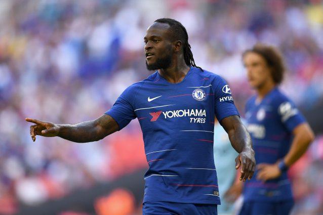 """Moses all'Inter, arriva la conferma di Lampard: """"Sta rientra"""