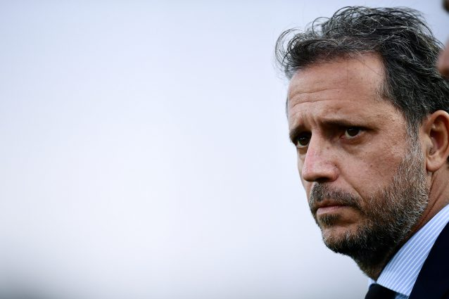 "Calciomercato Juventus, Paratici: ""Scambio Rakitic Bernardes"