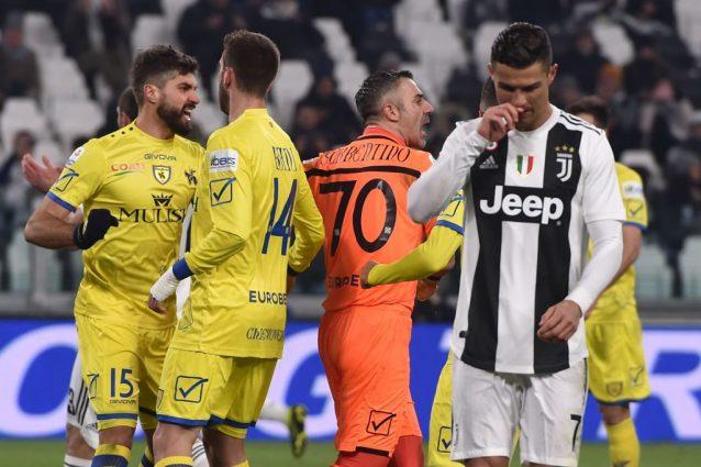 """Stefano Sorrentino si ritira: """"Ronaldo l'attaccante più fort"""
