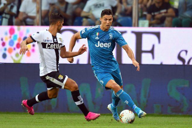 Juventus Parma ore 20.45 su Sky: dove vedere la partita in t