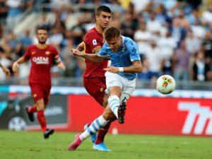 LIVE Roma Lazio Serie A, formazioni ufficiali e risultato in