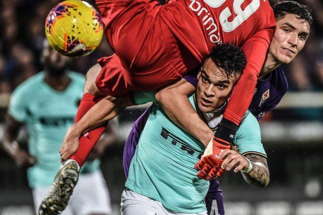 Inter Fiorentina ore 20.45 su Rai 1: dove vedere la partita