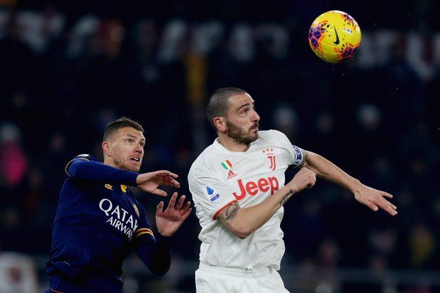 Calcio in tv oggi e stasera: Coppa Italia, Juventus Roma in