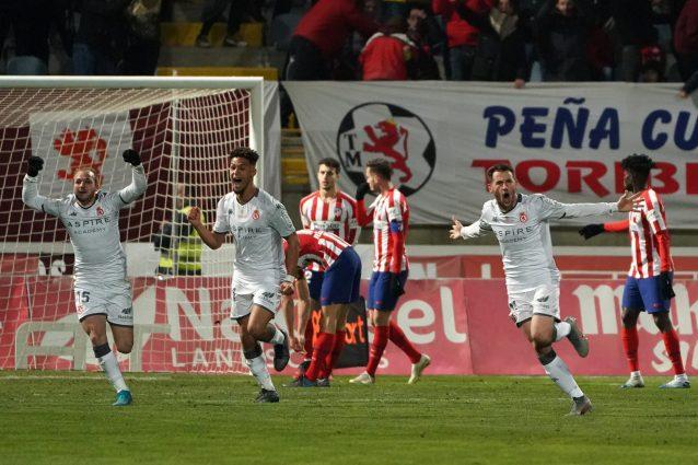 Cultural Leonesa Atletico Madrid 2 1, il Cholo Simeone è fuo