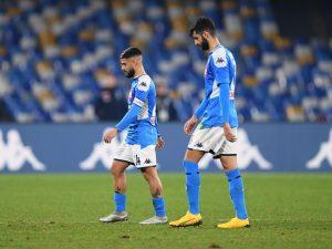 Napoli in ritiro dopo la sconfitta con la Fiorentina, Gattus