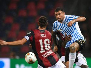 LIVE Spal Bologna Serie A, formazioni ufficiali e risultato