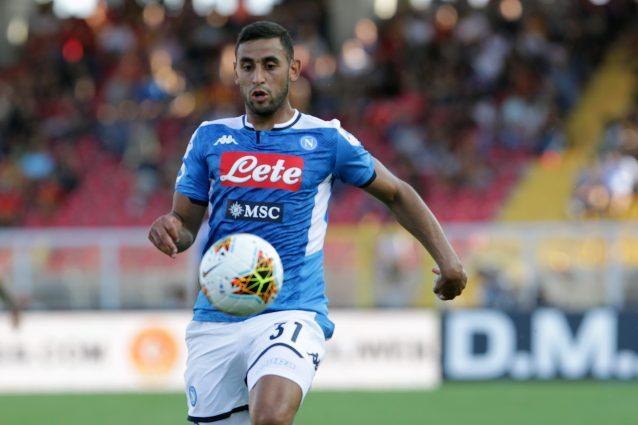 Calciomercato, il Napoli pensa alla cessione di Ghoulam: l'algerino piace ...