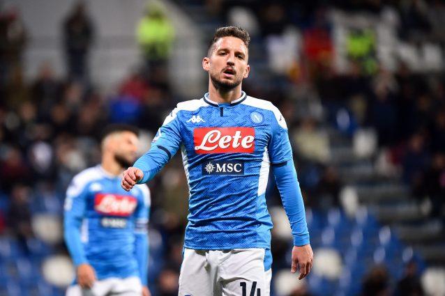 Calciomercato Napoli, il Monaco chiama Mertens: pronti 10 ml