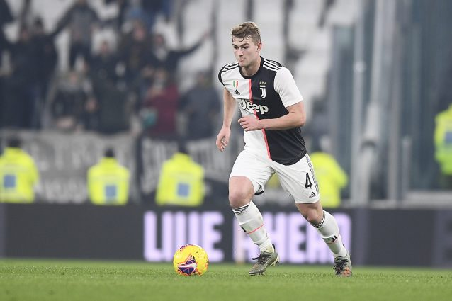 "Juventus, De Ligt racconta: ""Chiellini mi insegna a giocare"