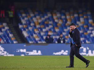"""Gattuso: """"Dobbiamo chiedere scusa ai tifosi e alla città, pr"""