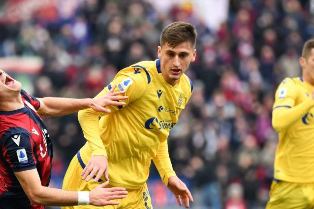 """Verona, Juric spiega il trauma di Kumbulla: """"A un certo punt"""