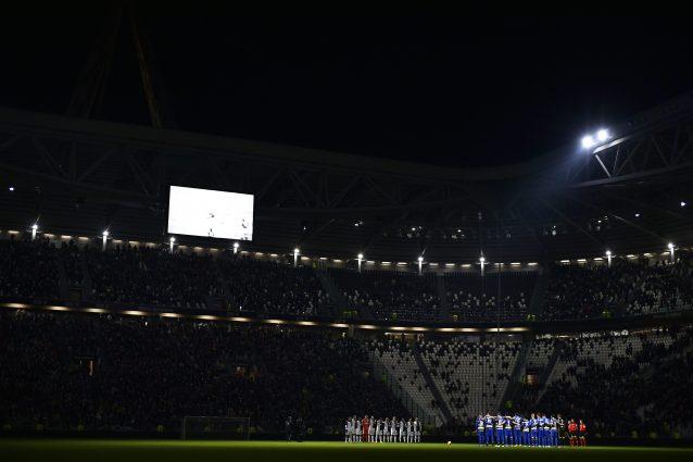 Il saluto emozionante dell'Allianz Stadium a Pietro Anastasi
