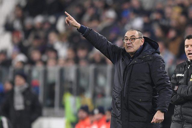 """Juventus, Sarri: """"Tridente possibile con la Roma. Cristiano"""