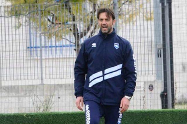 Serie B, ufficiale: Legrottaglie è il nuovo allenatore del P