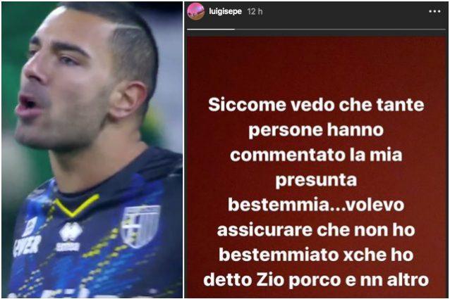 """Sepe e l'accusa di bestemmia in Juve Parma: """"Ho detto 'zio p"""