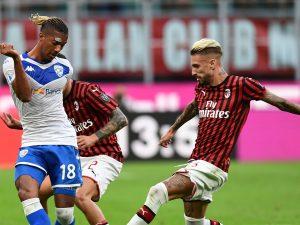 LIVE Brescia Milan: formazioni ufficiali e risultato in dire