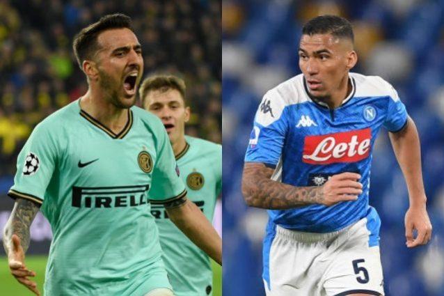 Calciomercato, scambio clamoroso tra Inter e Napoli: Vecino
