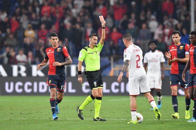 Serie A: la top 10 dei più ammoniti vede Romero in testa. Ca
