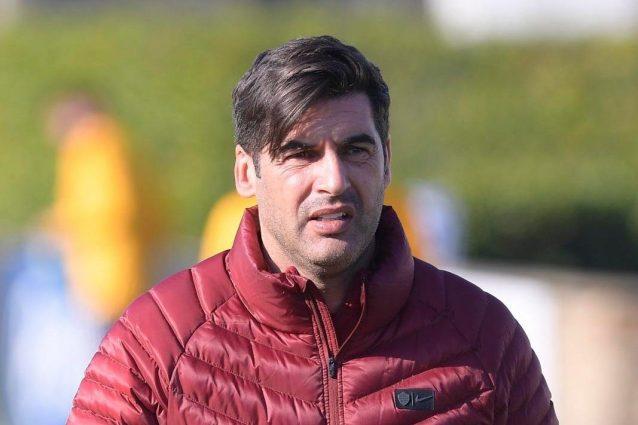"""Coppa Italia, Fonseca: """"I giocatori sono stanchi, ma la Roma"""