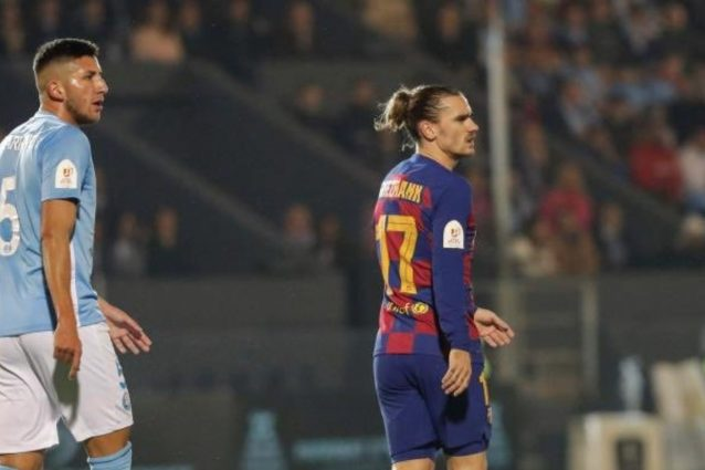 Doppietta di Griezmann, il Barcellona al 94′ batte 2 1 l'Ibi