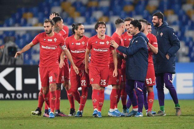 Napoli Fiorentina 0 2: Chiesa al top, inventa e fa gol. Lupe