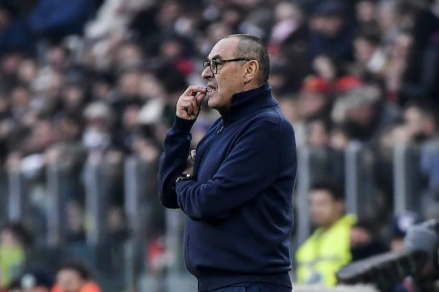 Juventus |  Sarri prepara la gara col Parma |  Cristiano Ronaldo ancora assente per la