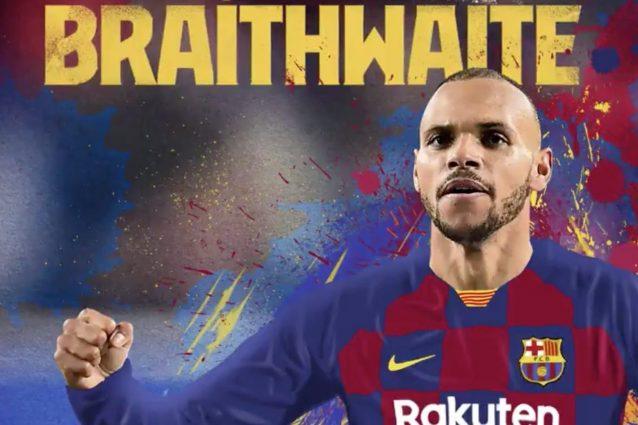 L'incredibile pasticcio tra Liga, Barcellona e Leganes per il trasferimento di Braithwaite