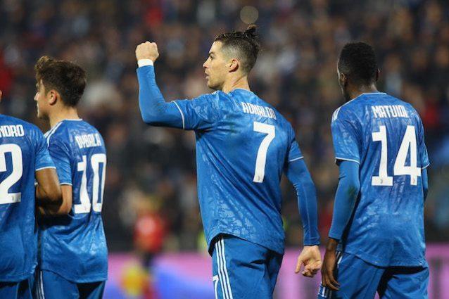 Come arriva Cristiano Ronaldo agli ottavi di Champions? Lo r