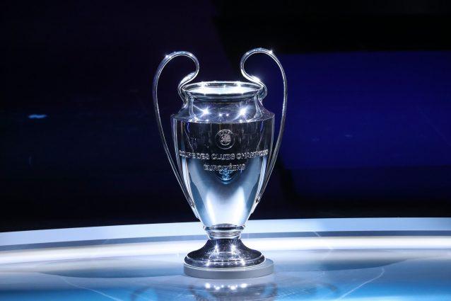 Tabellone Champions League 2019/2020: ottavi di finale e pos