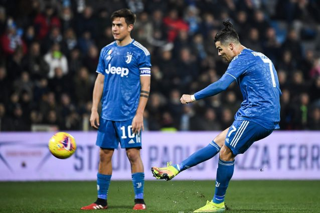Cristiano Ronaldo e la maledizione delle punizioni alla Juve