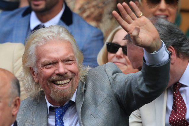 """Genoa, la supplica dei tifosi a mr. Virgin: """"Richard Branson"""