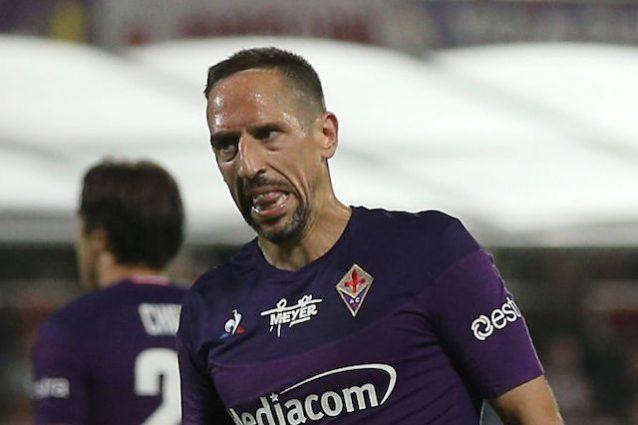 """Fiorentina, Iachini sul recupero di Ribery: """"Resterà fuori p"""