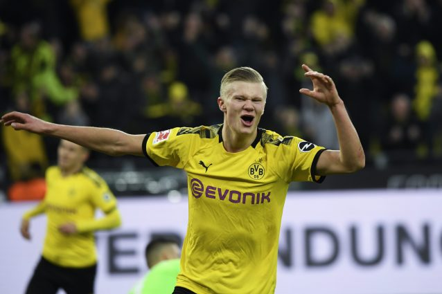 Haaland, l'idolo d'infanzia del bomber del Borussia Dortmund
