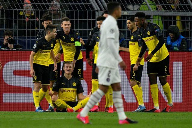 Erling Haaland è già nella storia della Champions League    ha segnato 10 gol in 7 partite