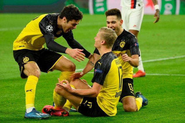Chi è Giovanni Reyna, ha cambiato Borussia Psg quando è entr