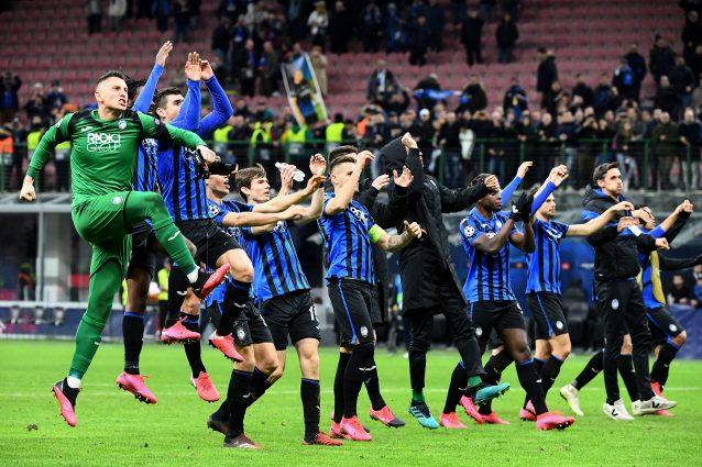 Champions, la partita (quasi) perfetta dell'Atalanta: lezion
